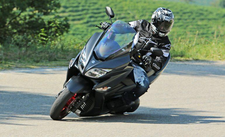 Prova nuovo Suzuki Burgman 400 ABS – Primo contatto