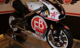 La FB01 per la MotoGP, nata nel 2010 dalle ceneri della BMW