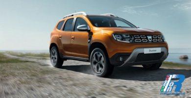 Nuovo Dacia Duster in anteprima mondiale