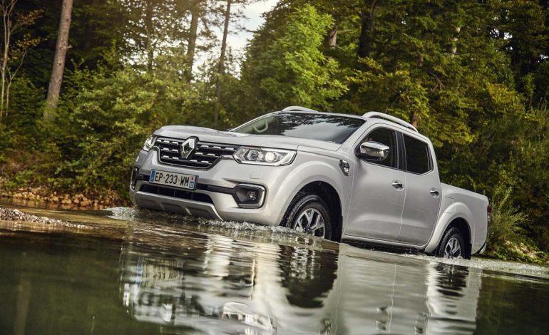 Renault Alaskan, un pick-up muscoloso alla conquista dell'Europa!