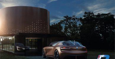 Salone dell'Auto di Francoforte: Renault presenta la sua visione del futuro