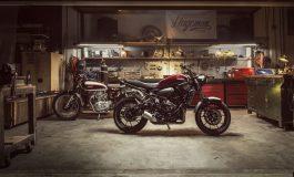 Yamaha presenta le XSR700 e XSR900 M.Y. 2018