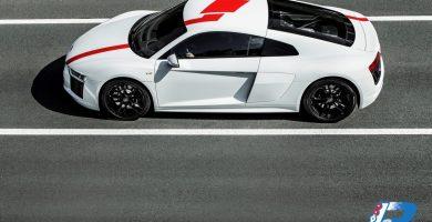 Nuova Audi R8 V10 RWS: solo per puristi