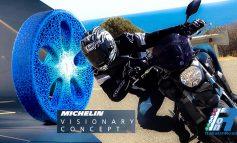 Il Futuro di Michelin Vision(e) - Prova Yamaha MT-07 e Michelin Power RS