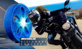 Il Futuro di Michelin Vision(e) - Prova Yamaha MT-07 e Michelin Power RS