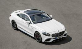 Nuove Mercedes-AMG S 63 - High performance da sogno con il nuovo design anteriore Panamericana