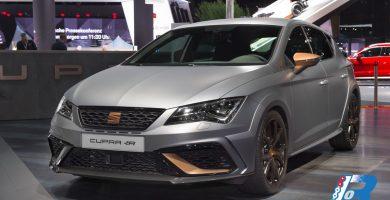 La nuova SEAT Leon CUPRA R