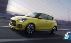 Più leggera e più veloce, nuova Suzuki SWIFT Sport debutta in anteprima mondiale al Salone di Francoforte