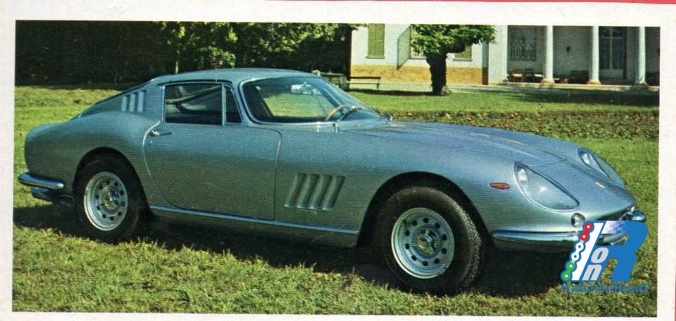 Amarcord gt anni 60 la ferrari 275 gtb italiaonroad for Ferrari cerniere