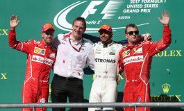 Formula 1 2017 - Gran Premio USA (Austin)