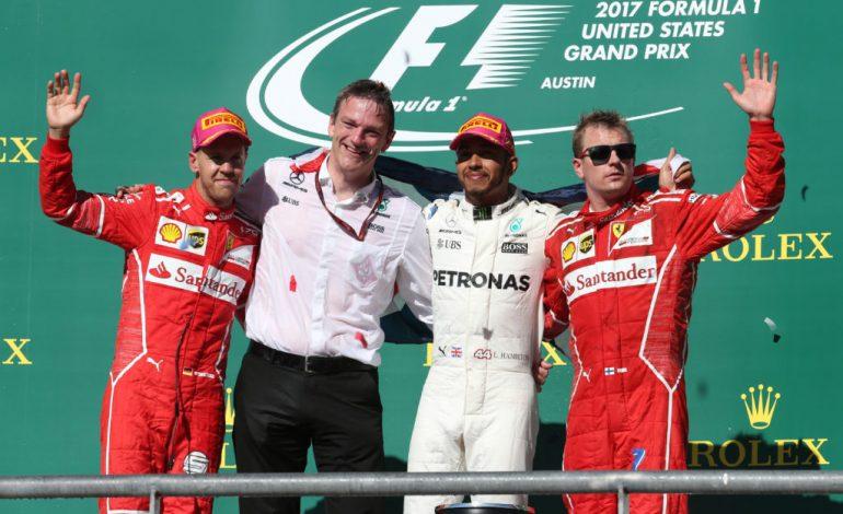 Formula 1 2017 – Gran Premio USA (Austin)