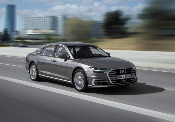 Audi A8: la nuova definizione di avanguardia