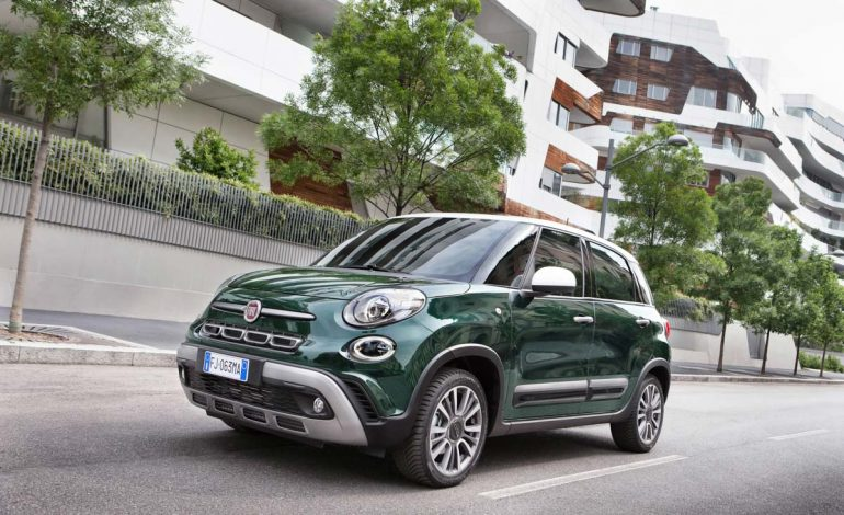 arriva la nuova fiat 500l city cross italiaonroad rivista italia motori. Black Bedroom Furniture Sets. Home Design Ideas