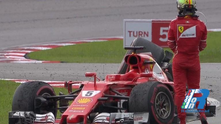 Formula 1 2017 – Gran Premio della Malesia, sfortuna (?) Ferrari, Mercedes sotto tono