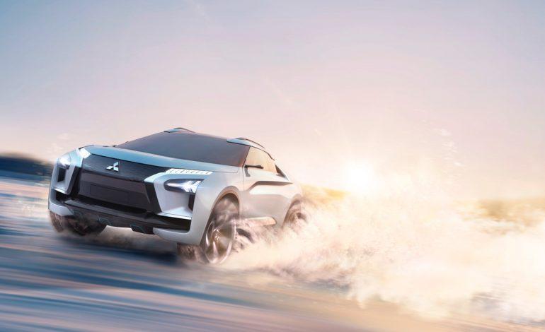 """Mitsubishi E-evolution Concept """"Drive your Ambition"""""""