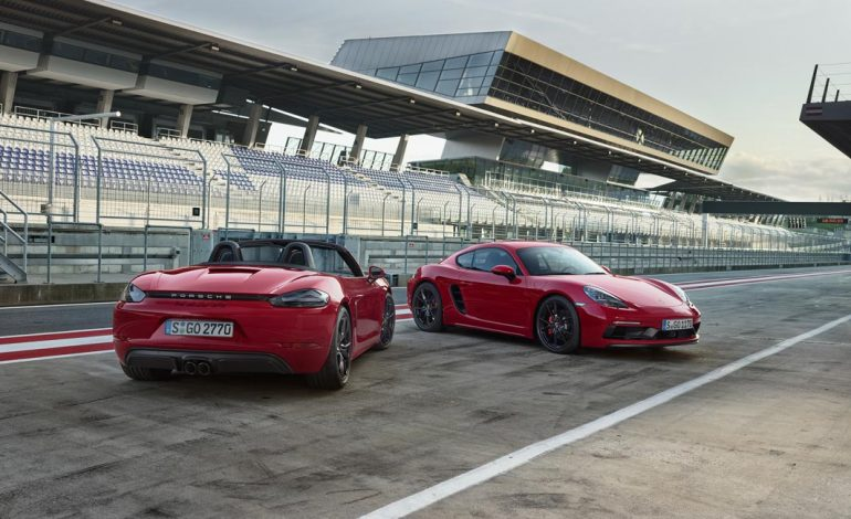 Nuovi modelli Porsche 718 GTS – ispirati al design