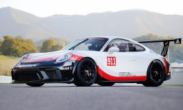 Presentata la nuova 911 GT3 Cup per il 2018