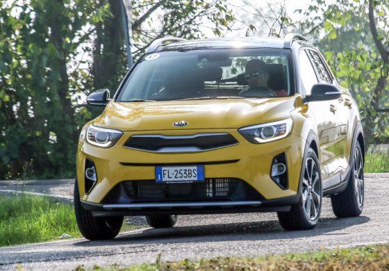 Prova Kia Stonic - Alla conquista del mercato dei B-SUV