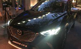Mazda CX-3, la nuova serie limitata firmata Pollini