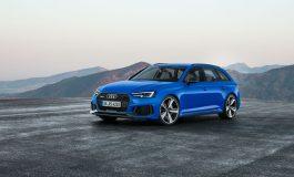 Al via la prevendita della nuova Audi RS 4 Avant