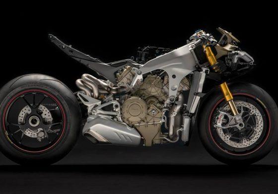 """Il telaio """"Front Frame"""" in alluminio della Panigale V4 propedeutico per la Ducati MotoGP del prossimo futuro?"""