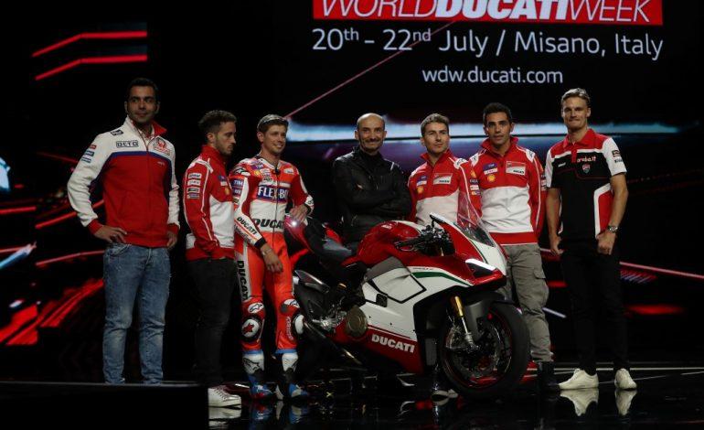 "Ducati World Première 2018, ""Italian Symphony"""