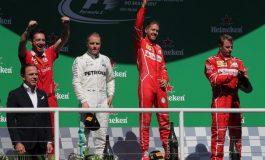 Gran Premio del Brasile di Formula 1 - Vettel torna sul primo gradino del podio