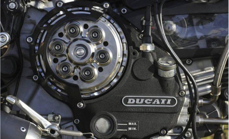 La frizione a secco italiaonroad rivista italia motori - Frizione a bagno d olio ...