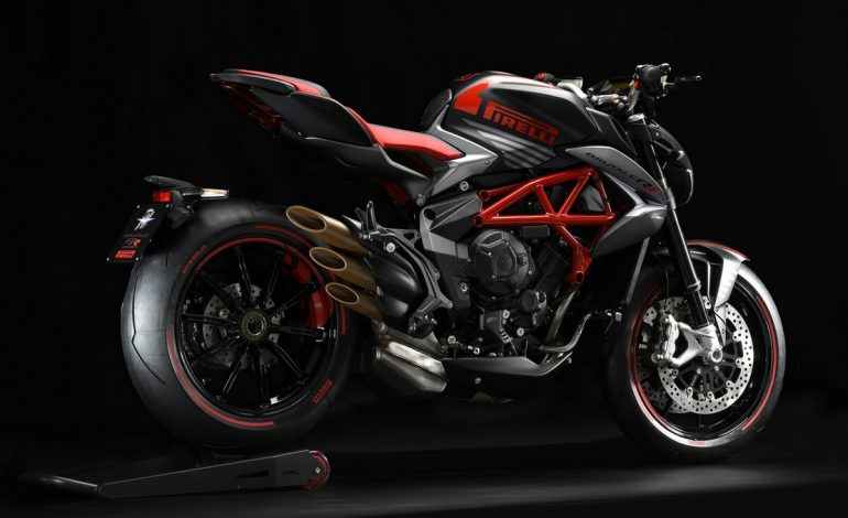 Brutale 800RR Limited Edition