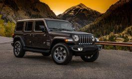 Anteprima immagini Nuova Jeep Wrangler