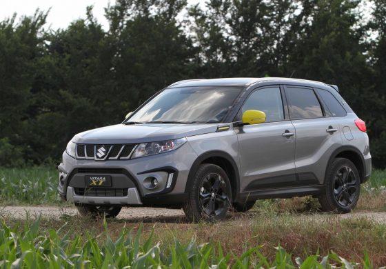 Suzuki VITARA XT: la serie speciale per un off-road senza limiti