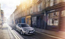 Nuova CT Hybrid model year '18: Da oggi disponibile negli show room Lexus