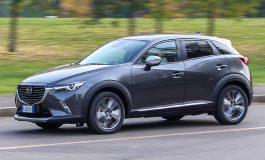 Prova Mazda CX-3, il Best seller di casa Matsuda