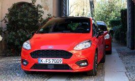Prova Ford Fiesta Vignale e ST Line - Primo contatto