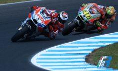 Rossi vs Lorenzo, debutto in Ducati a confronto