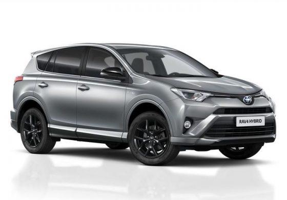 Nuovo Toyota RAV4 Hybrid my 2018