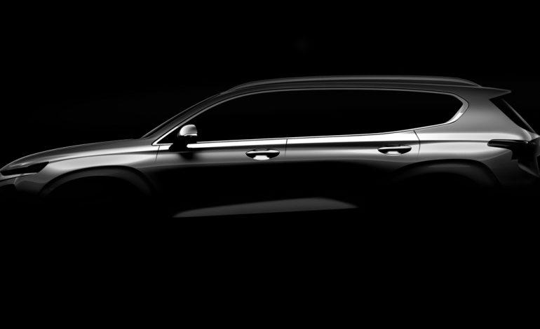 Hyundai: la quarta generazione Santa Fe