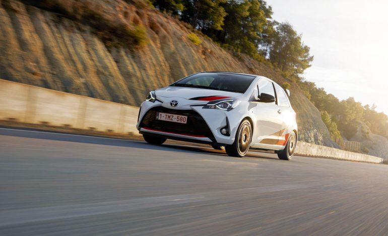 Nuova Toyota Yaris GRMN, nata in pista realizzata per la strada