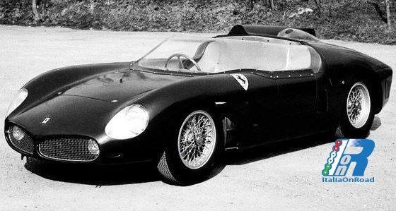 Ferrari 246SP, la prima Ferrari sport a motore posteriore