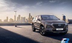 Nuova Hyundai Santa Fe: svelate le prime immagini