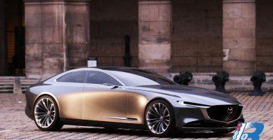 Alla Mazda VISION COUPE il premio per il concept più bello