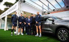 Si entra in campo con Renault Italia e la Federazione Italiana Rugby