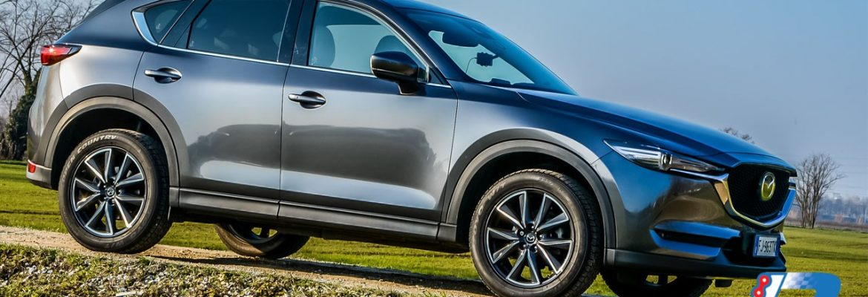 Prova Mazda CX-5 - Caratteristiche, Dotazioni e Funzioni del nuovo SUV di Hiroshima