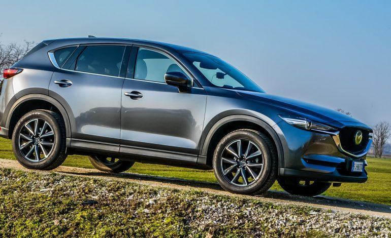 Prova Mazda CX-5 – Caratteristiche, Dotazioni e Funzioni del nuovo SUV di Hiroshima
