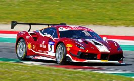 Ferrari Challenge Europe - Al Mugello doppiette per Nielsen e Prinoth