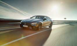 Nuovo Coupé a quattro porte by Mercedes-AMG