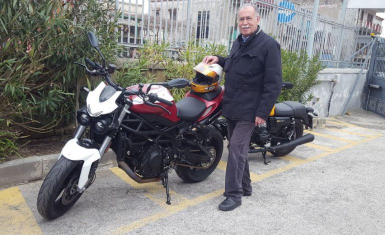 Prova Moto Morini Corsaro ZZ
