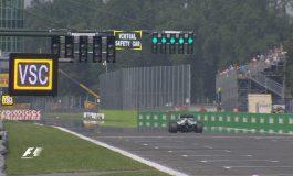 Formula 1 - le incongruenze della VSC (Virtual Safety Car)