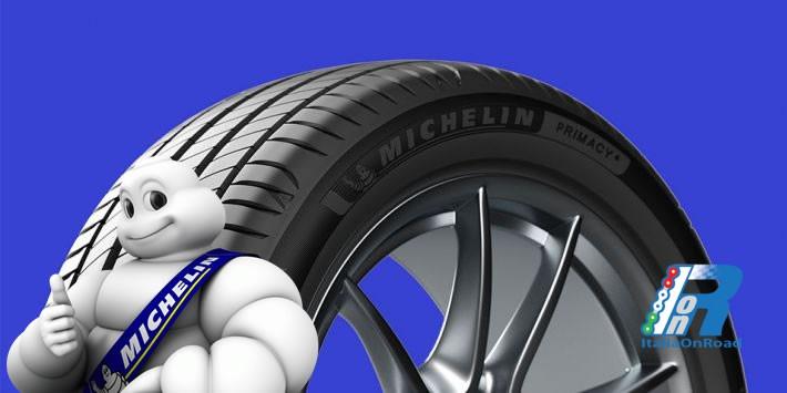 Nuovo Michelin Primacy 4