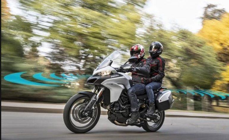 La Ducati sempre più impegnata sul tema della sicurezza: nel 2020 arriva la moto con il radar.